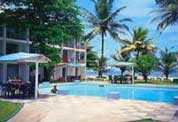 A hotel in Negombo, believed to be the Sea Garden